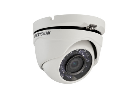 Hikvision turbo kamera 2MPx, Dome, 2.8mm, zorný uhol: 103°, outdoor